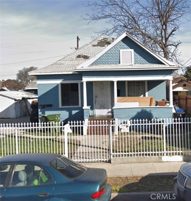771 E 47th Street  Los Angeles CA 90011