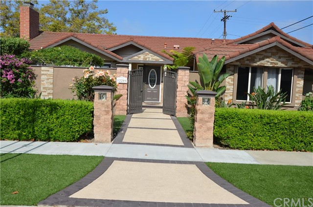 Residential Income for Sale at 12201 Ballantine St Los Alamitos, California 90720 United States