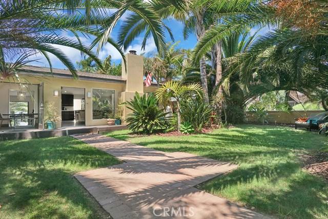 547 Santa Ana Avenue Newport Beach, CA 92663 - MLS #: OC18185208