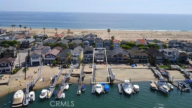 Single Family Home for Sale at 1314 Balboa Boulevard E Newport Beach, California 92661 United States