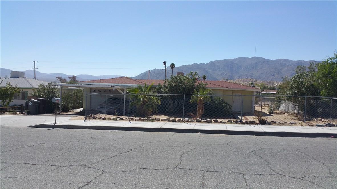 73185 Sun Valley, 29 Palms, CA, 92277
