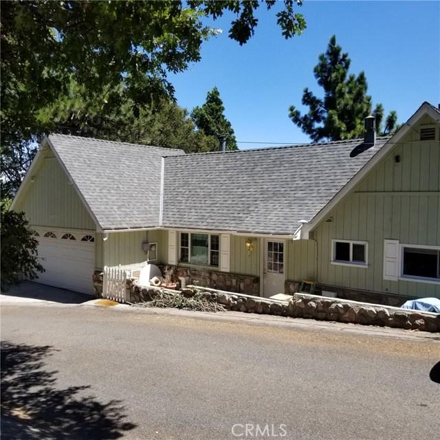 独户住宅 为 销售 在 22751 Valley View Drive Cedarpines Park, 加利福尼亚州 92325 美国