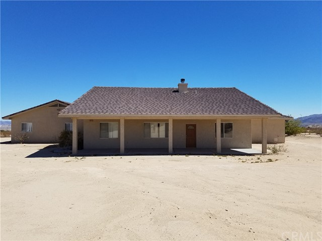 5551 Sunrise Road, 29 Palms, CA 92277