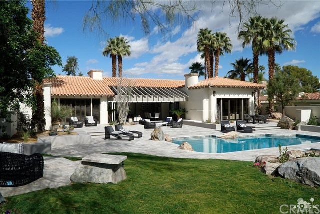 Single Family Home for Sale at 74275 Quail Lakes Drive 74275 Quail Lakes Drive Indian Wells, California 92210 United States