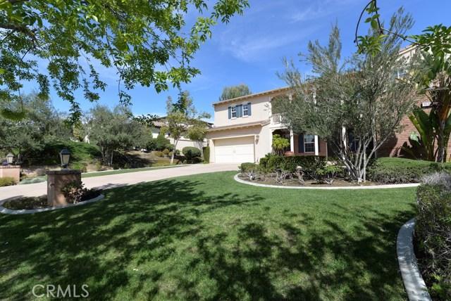 16165 Castelli Circle Chino Hills, CA 91709 - MLS #: TR18063693