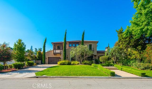 325 Sharon Road, Arcadia, CA, 91007
