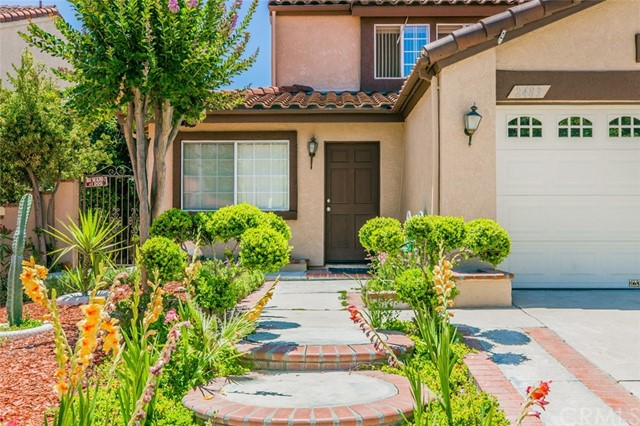 2483 Hillsborough Lane Chino Hills, CA 91709 - MLS #: TR17136308