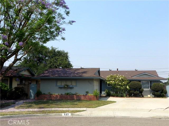 523 Century Drive, Anaheim, CA, 92805