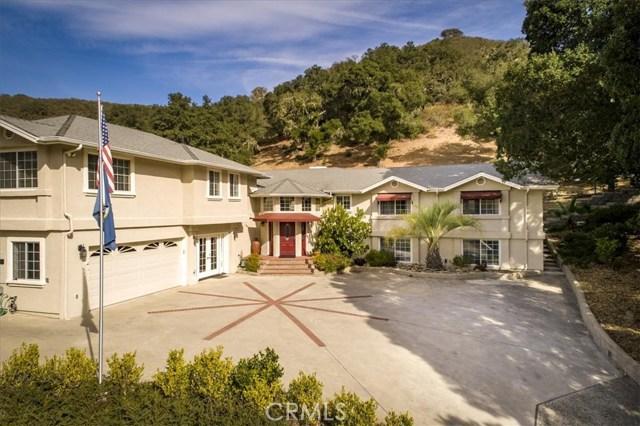 11750  Santa Lucia Road, Atascadero in San Luis Obispo County, CA 93422 Home for Sale