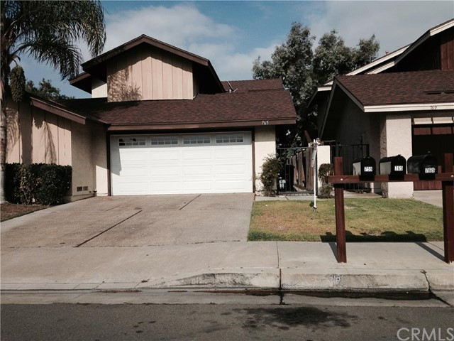 Single Family Home for Rent at 765 South Park Hyde St 765 Park Hyde Orange, California 92868 United States
