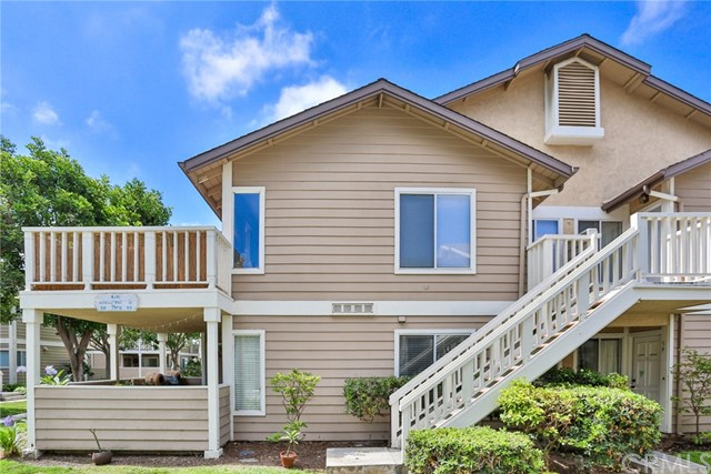 6951 Knollcrest Lane Unit 58 Garden Grove, CA 92845 - MLS #: PW18153264