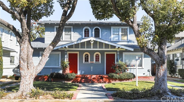 Duplex for Sale at 2509 E 2nd Street 2509 E 2nd Street Long Beach, California 90803 United States