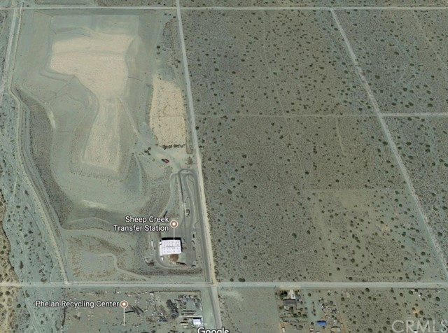 0 Buckwheat Rd Pinon Hills, CA 92372 - MLS #: WS17221015