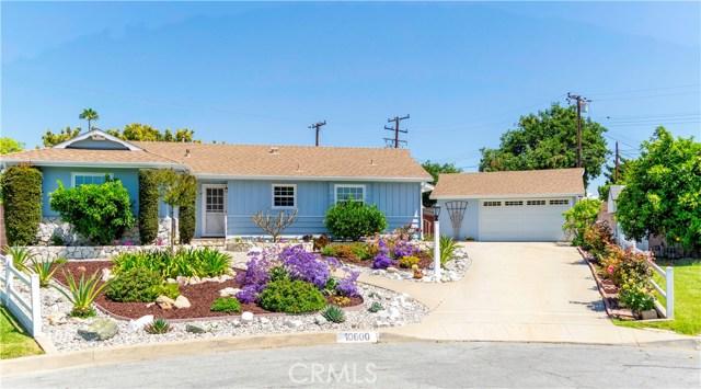 Photo of 10600 Cullman Avenue, Whittier, CA 90603