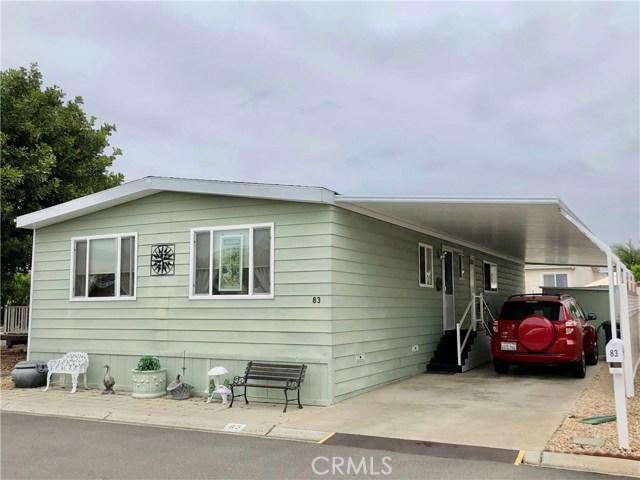 32371 Alipaz Street Unit 83 San Juan Capistrano, CA 92675 - MLS #: OC18123775