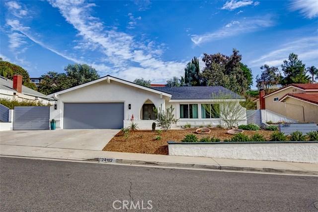 24182 Via San Clemente Mission Viejo, CA 92692 - MLS #: OC17265734