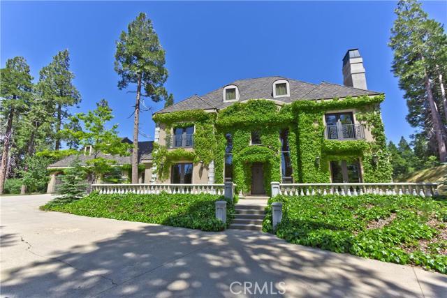 Single Family Home for Sale at 400 Cedar Ridge Lake Arrowhead, California 92352 United States