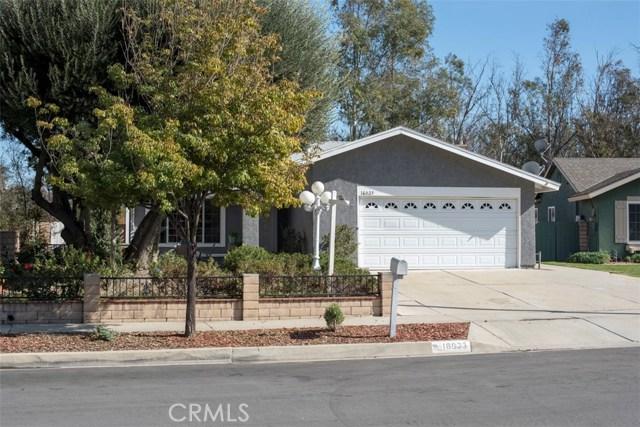 16023 Branle ct. Chino Hills, CA 91709 - MLS #: PW18078928