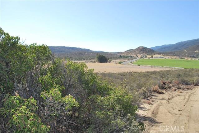 0 HWY  79 Warner Springs, CA 92086 - MLS #: SW18129932