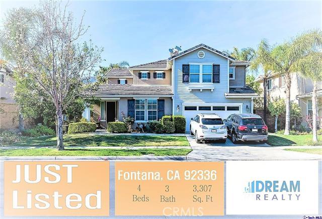15550 Iron Spring Lane, Fontana, California 92336, 4 Bedrooms Bedrooms, ,3 BathroomsBathrooms,Residential,For Sale,Iron Spring,320006022