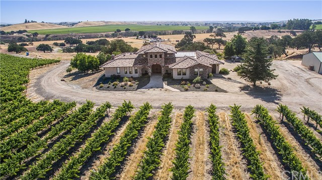 Property for sale at 6060 Jardine Road, Paso Robles,  CA 93446