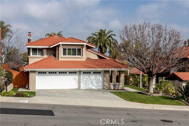 8133 E Kennedy Rd., Anaheim Hills, California