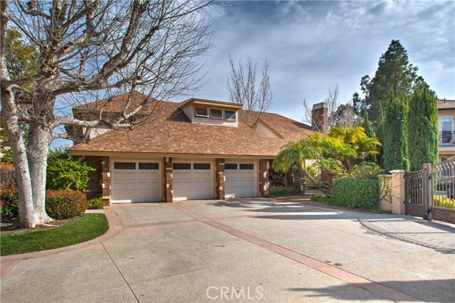 26502 Silver Saddle Lane Laguna Hills, CA 92653