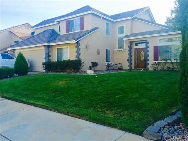 39457 Chantilly Lane Palmdale CA  93551
