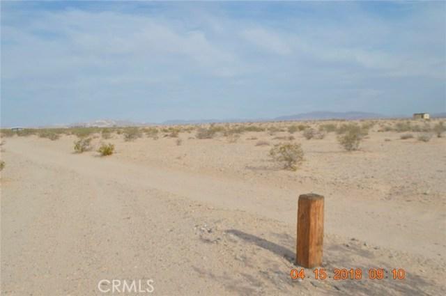 0 Mesa Drive 29 Palms, CA 92277 - MLS #: CV18088007