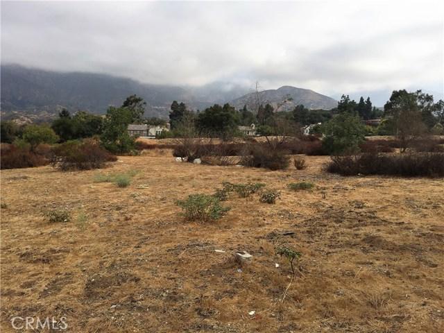 0 Mills Avenue Claremont, CA 91711 - MLS #: CV17215353