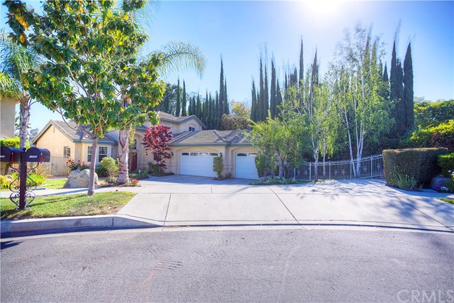 1298 Piedmont Drive Upland, CA 91784 is listed for sale as MLS Listing CV17094554