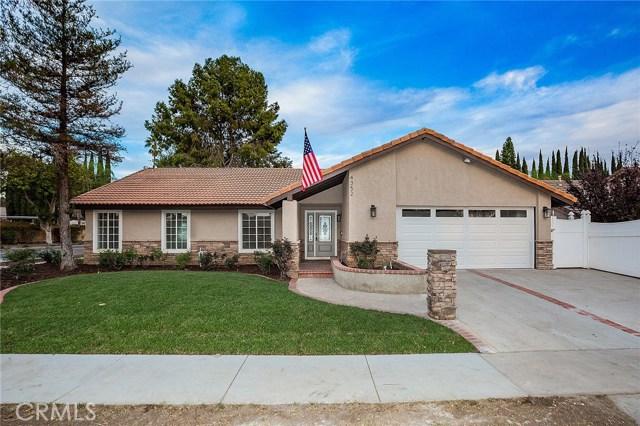 4352  Sunny Lane, Yorba Linda, California