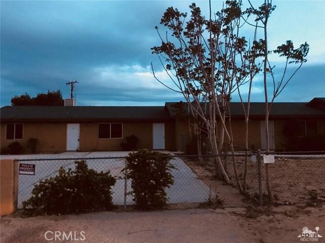 58785 Barron Drive Yucca Valley, CA 92284 - MLS #: 218012632DA