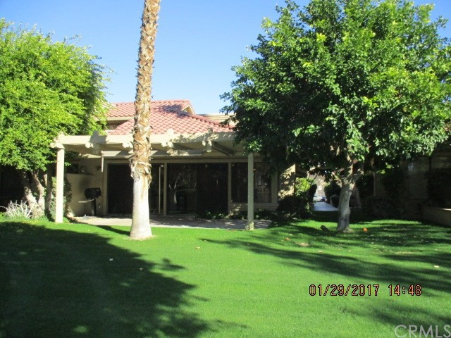 41589 Woodhaven Drive Palm Desert, CA 92211 is listed for sale as MLS Listing EV17019298
