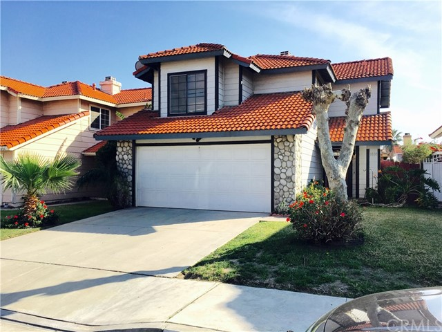 Single Family Home for Rent at 1838 Golden Spike Drive Colton, California 92324 United States