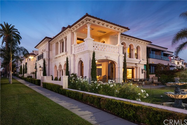 Single Family Home for Sale at 3300 Ocean Boulevard Corona Del Mar, California 92625 United States