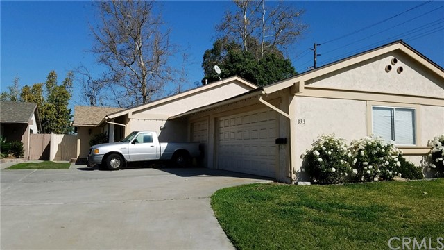 833 E Fairway Drive  Orange CA 92866
