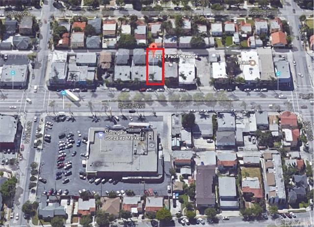 Single Family for Sale at 2137 Pacific Avenue Long Beach, California 90806 United States