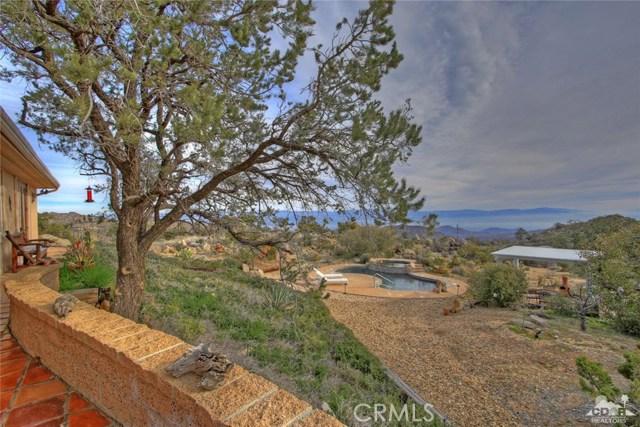 Single Family Home for Sale at 60150 Santa Rosa Road Mountain Center, California 92561 United States