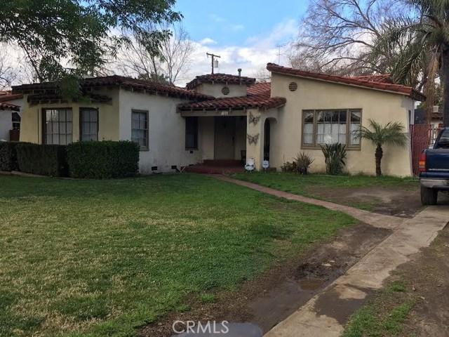 Single Family Home for Sale at 734 24th Street W San Bernardino, California 92405 United States