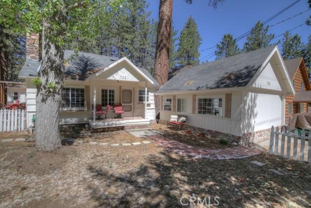 758 Elm Street, Big Bear, CA, 92315