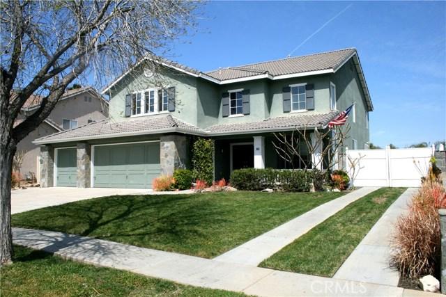 1153 Erick Drive, Corona, California