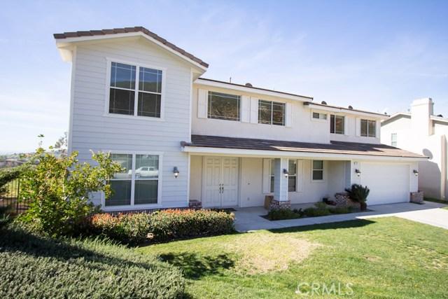 Single Family Home for Sale at 421 Aries Lane San Bernardino, California 92407 United States