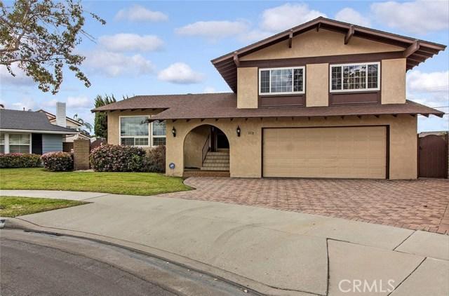 1618 W Lorane Way, Anaheim CA 92802