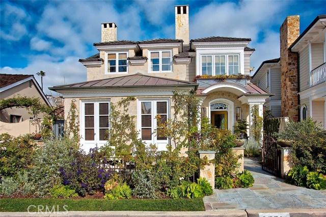 Single Family Home for Sale at 2551 Vista Drive Newport Beach, California 92663 United States