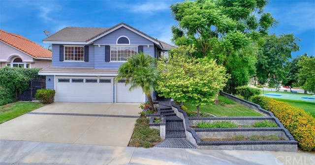 2584   Olympic View Drive , CHINO HILLS
