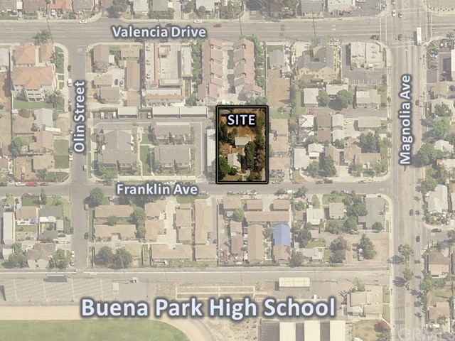 3801 Franklin Avenue, Fullerton, CA, 92833