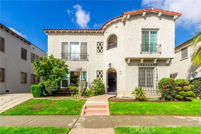 Quadraplex for Rent at 351 N Spaulding Avenue 351 N Spaulding Avenue Los Angeles, California 90036 United States