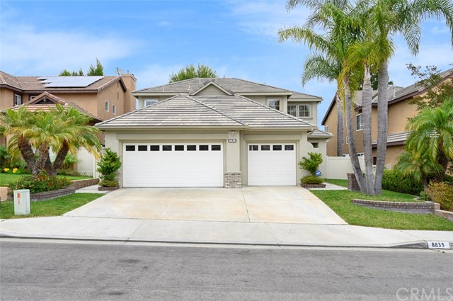 8835 E Fallsview Road, Anaheim Hills, California