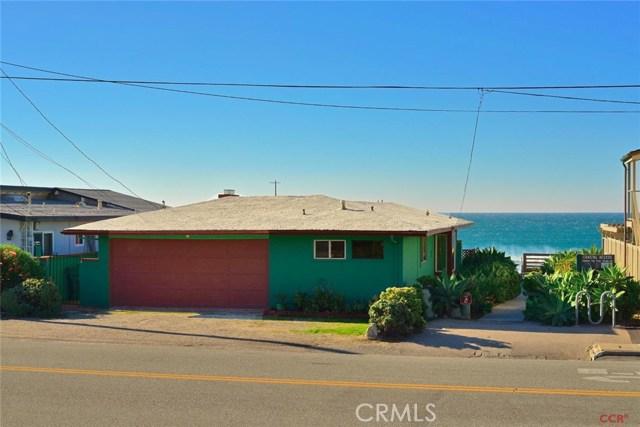 1600 Pacific Avenue, Cayucos, CA 93430
